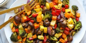 Perfect Roasted Vegetables Recipe