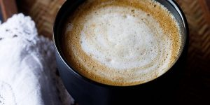 Delicious Hot Coffee (Cafe Style Coffee) Recipe